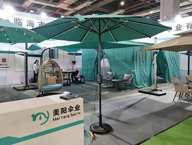 CIFF上海虹桥国际家具展,美阳产品创新升级